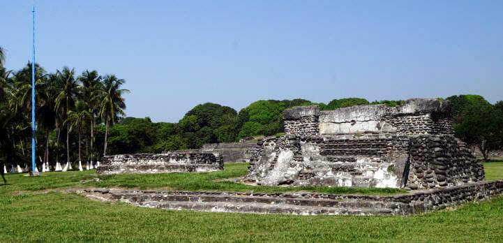 Cempoala was the most important Totonac city in Mexico